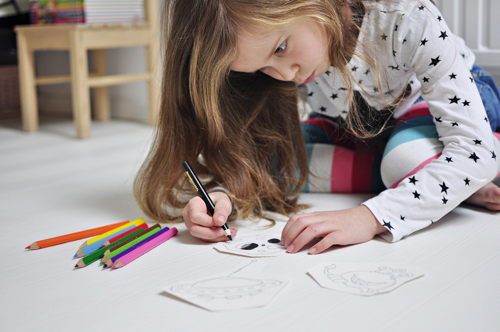 strój kosmiczny dla dziecka zrób to sam
