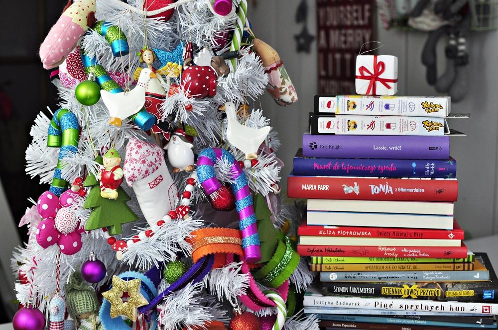 """Nasze zimowe książki – prezenty pod choinkę. Recenzja książki """"Tonja z Glimmerdalen"""""""