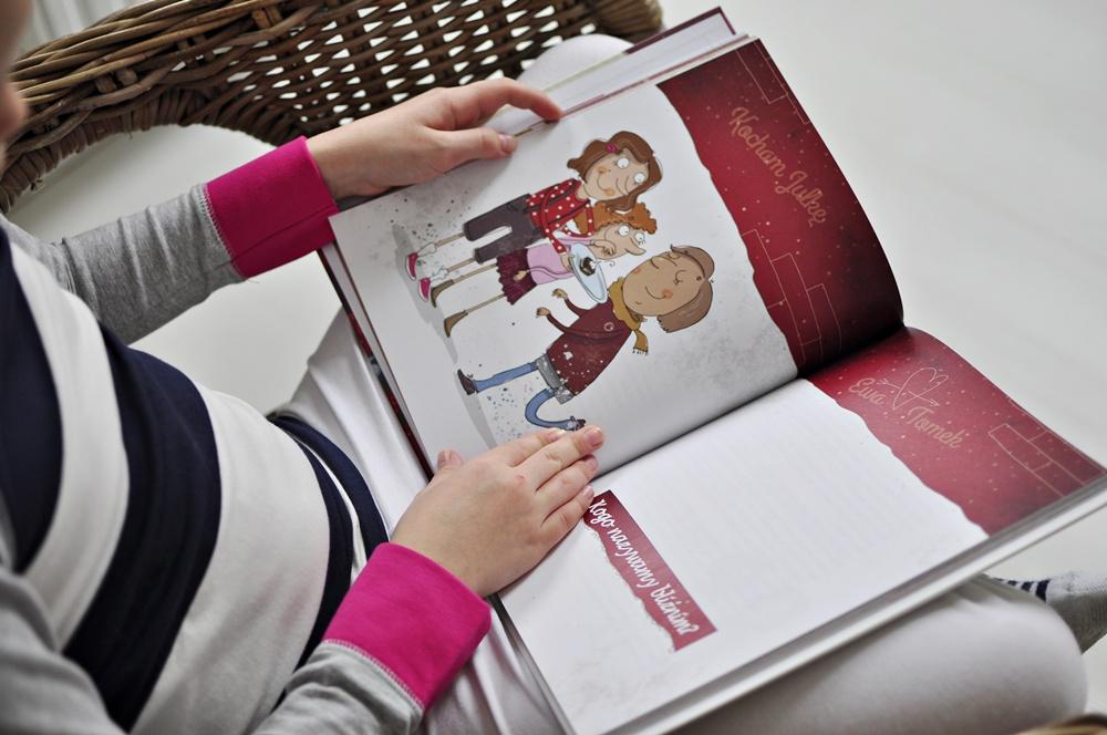 ksiażka dla dzieci o emocjach