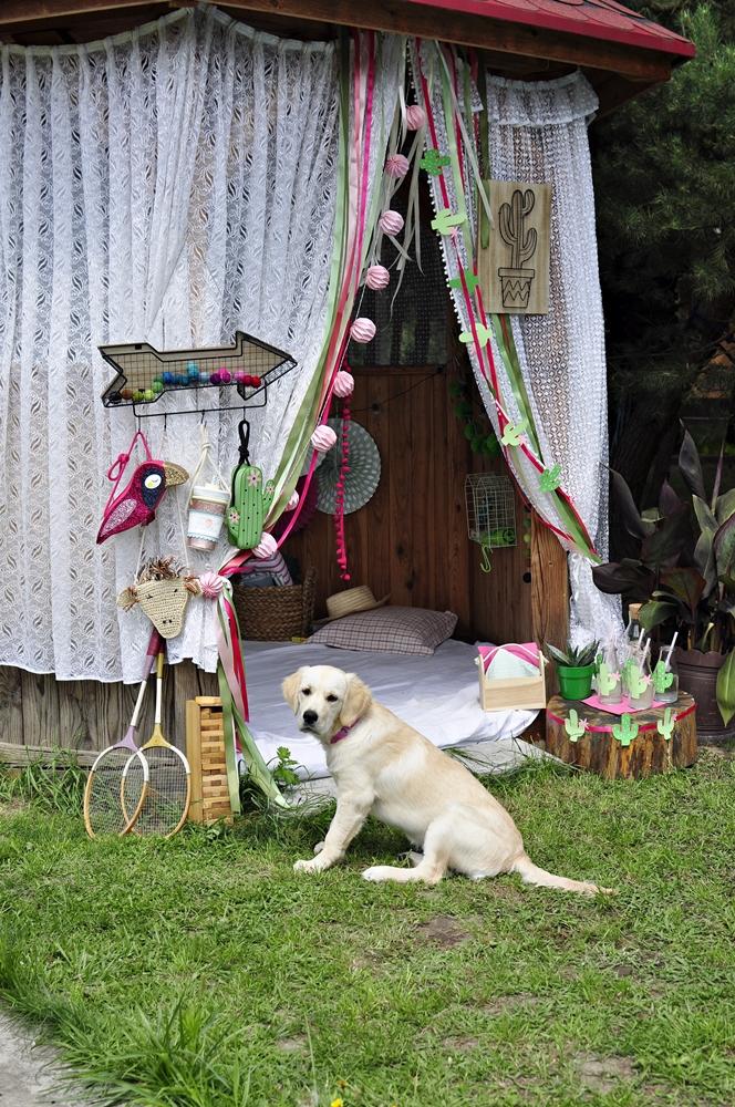 atrakcje dla dzieci w ogrodzie