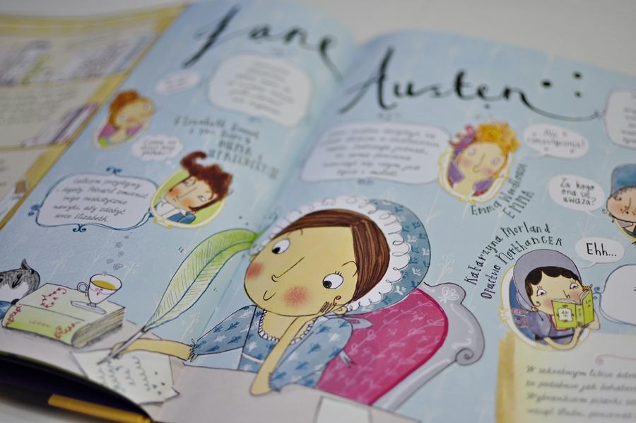 Nadzwyczajnie wspaniałe kobiety, które zmieniły świat – książki dla dziewczynek
