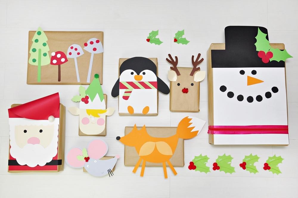 Jak spakować świąteczny prezent – wersja dla DZIECI :)