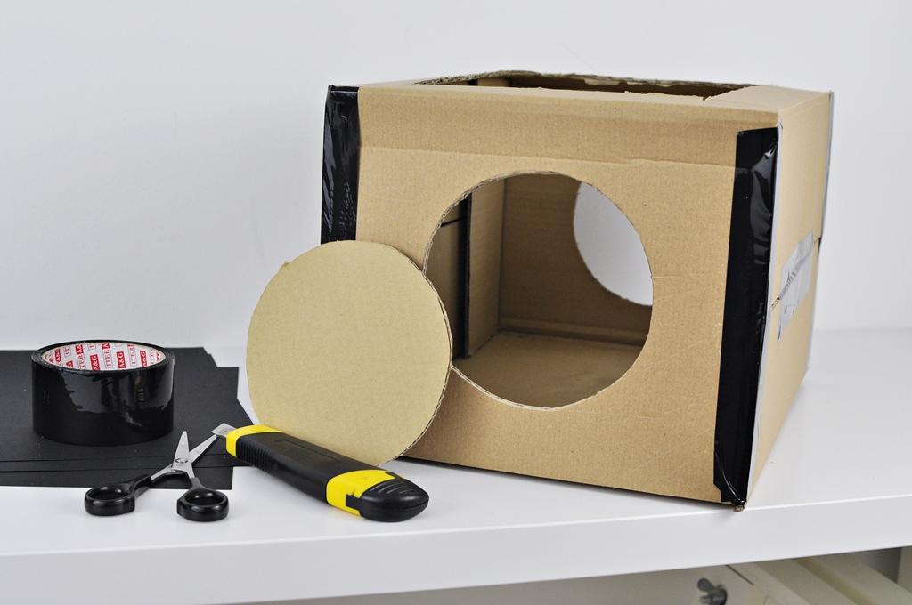 pudełko zgadywanka