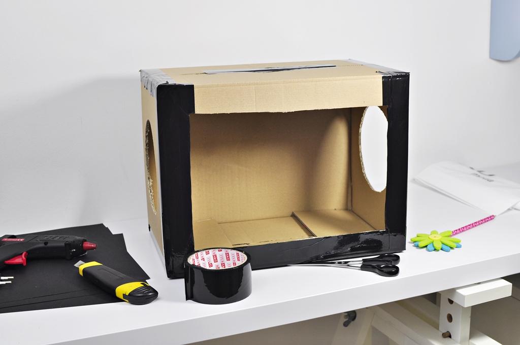 pudełko zmysłów