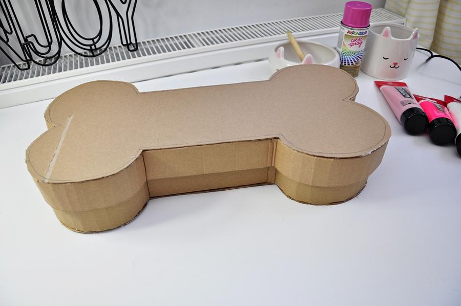 kartonowe pudełko jak zrobić
