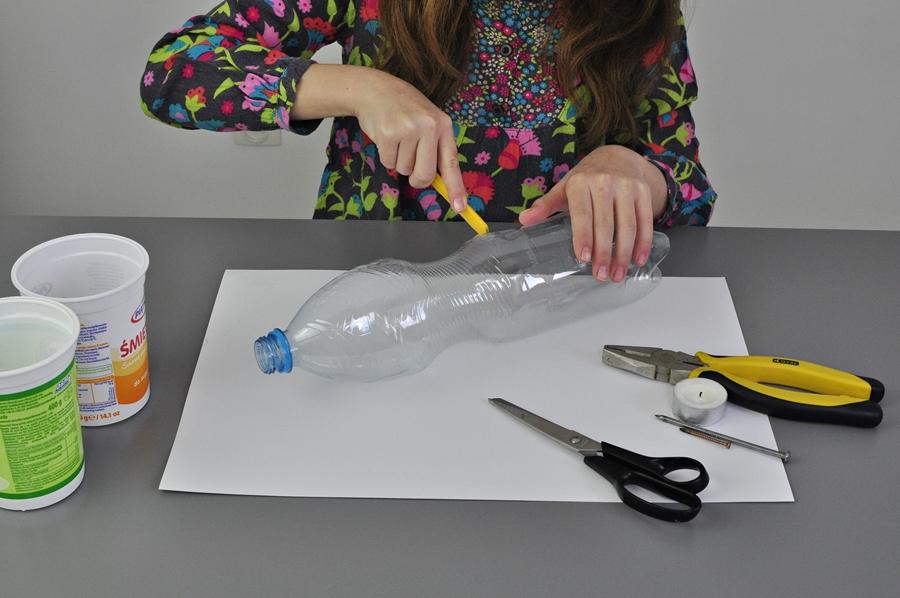 Co można zrobić z butelki