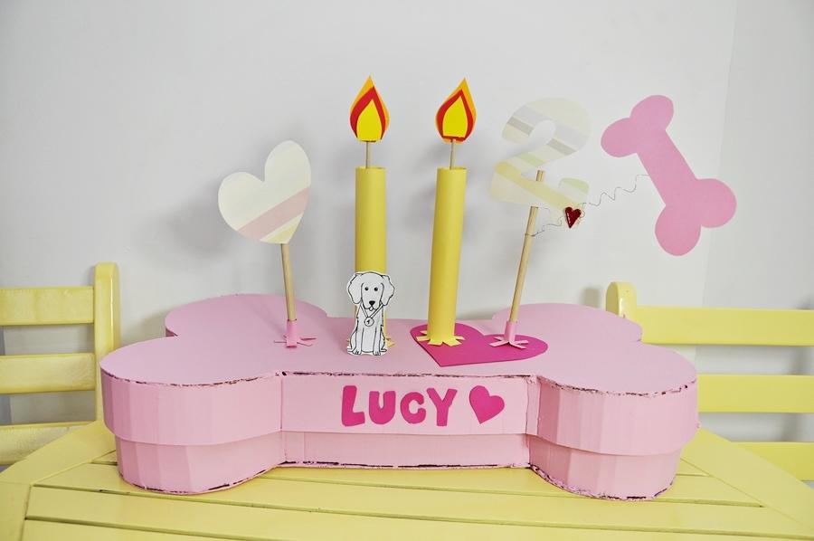 Prezent dla psa na urodziny