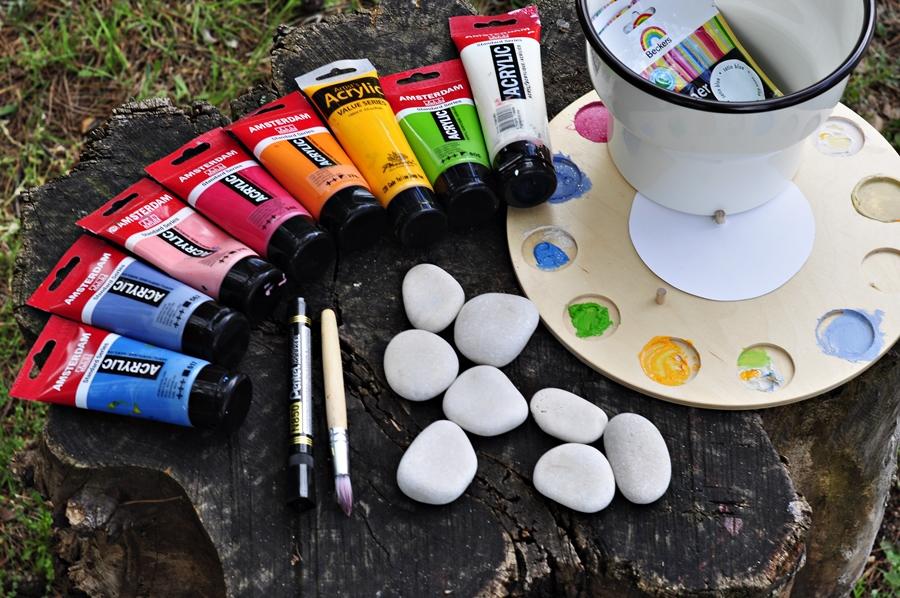 farba do malowania kamienia