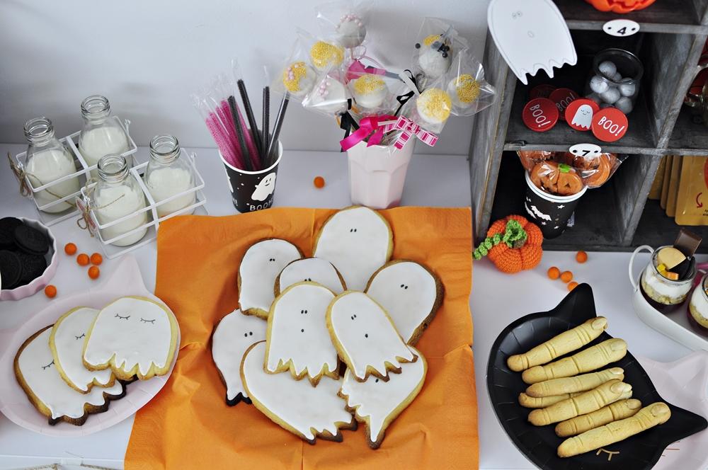 jedzenie halloween