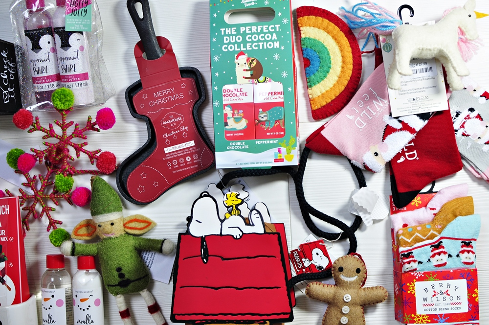 gadżety świąteczne z Tk Maxxx