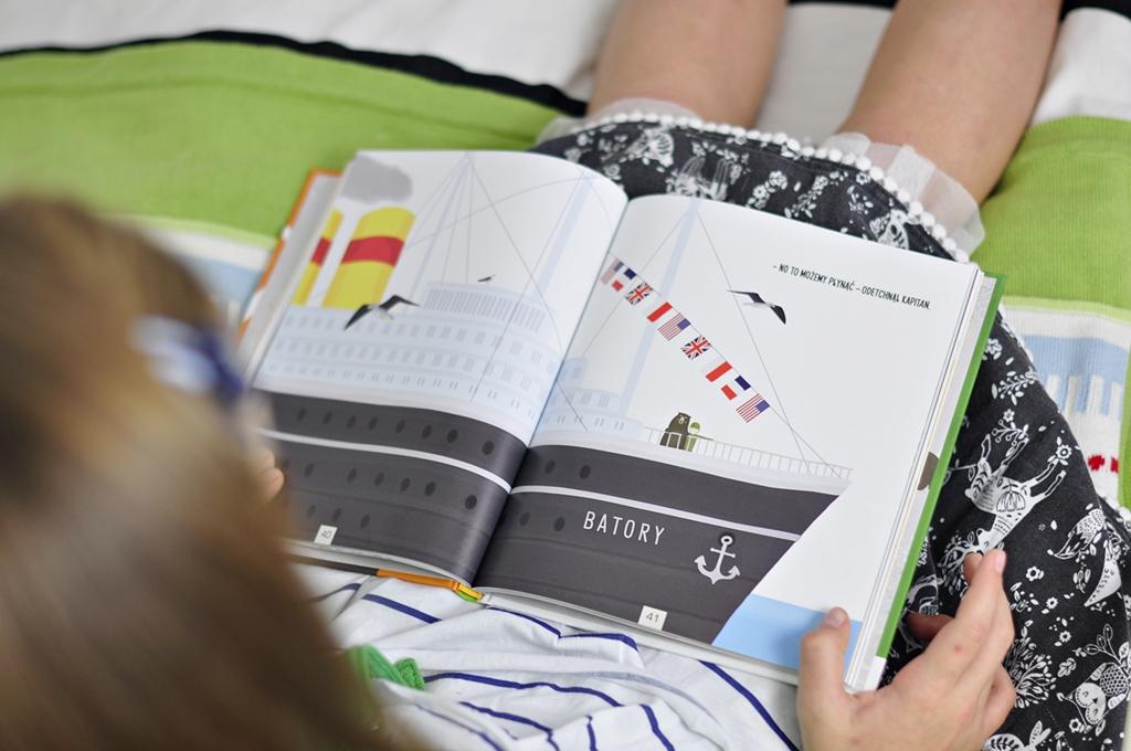 Wnętrze książki Wojtek żołnierz bez munduru
