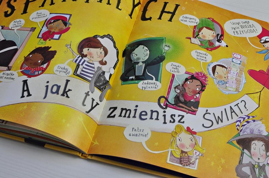 książki o kobietach dla dziewczynek