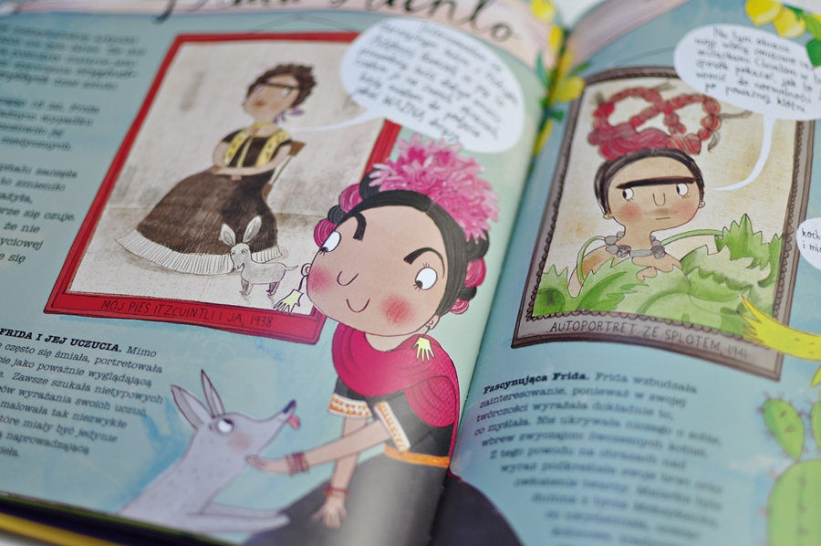 Frida kahlo ksiażka