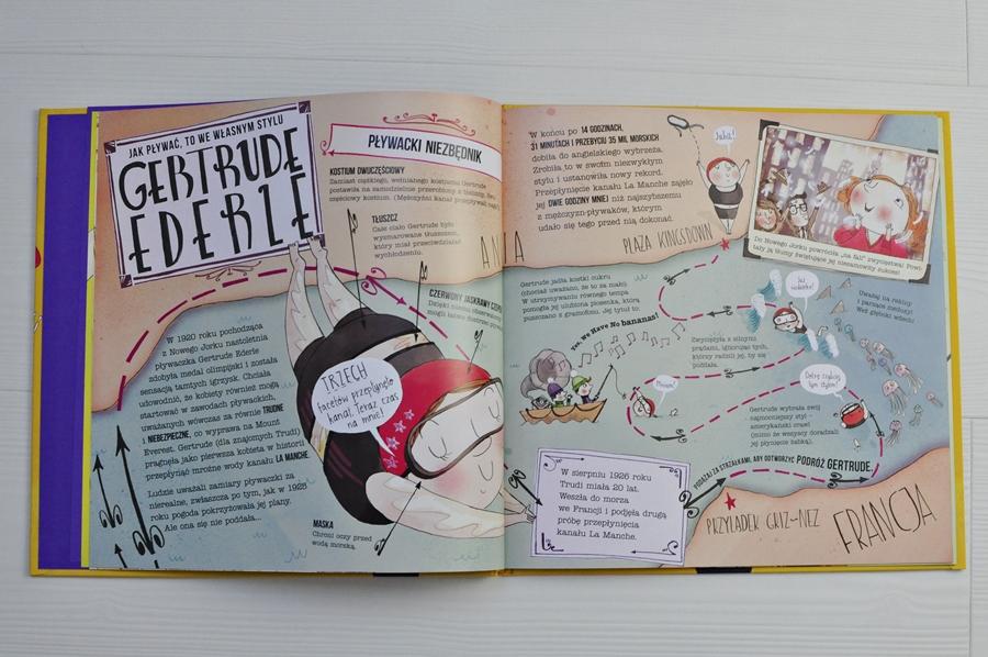 książki dla dzieci o kobietach